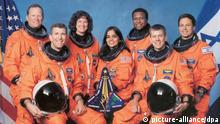 Space Shuttle Discovery in Cape Canaveral Team
