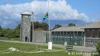 Robben island was home for Mandela for nearly 3 decades