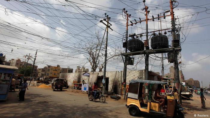 Pakistan Stromversorgung Karachi