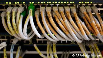 Kabel in Computeranlage Foto: GettyImages