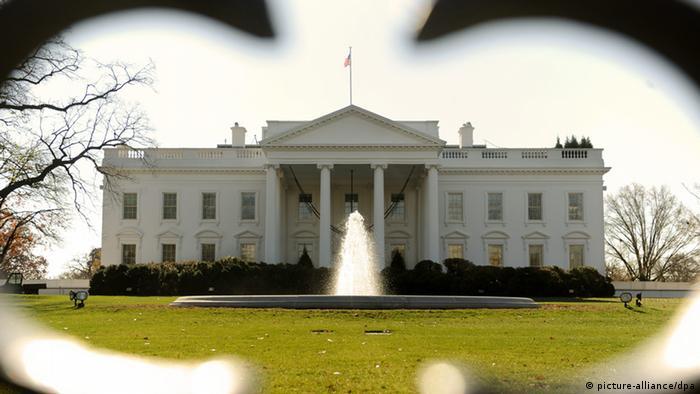 Weißes Haus in Washington (Foto: EPA)