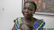 Angola Linda Moises da Rosa Mutter ermordete Diamantenschürfer