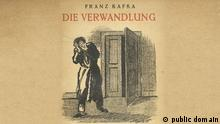 Buchcover Franz Kafka Die Verwandlung