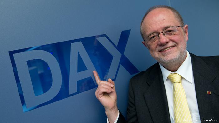 Frankfurter Börse 25 Jahre DAX