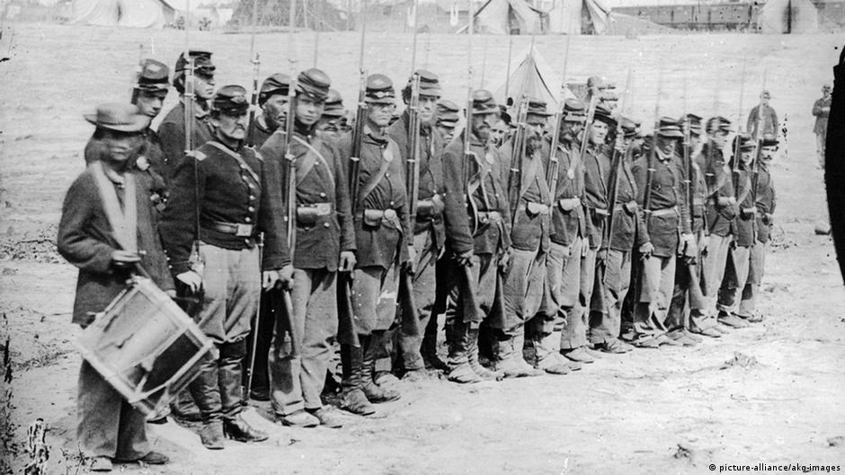 Amerikanischen Bürgerkrieg