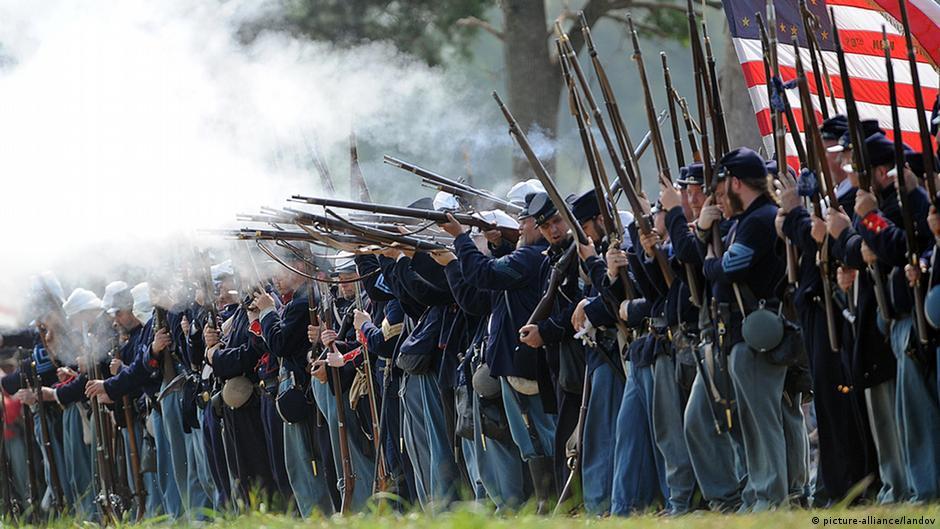 Amerika Bürgerkrieg
