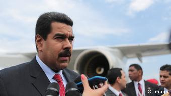Nicolas Maduro (Foto: imago)