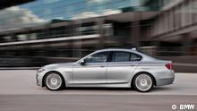 ***ACHTUNG: Bild nur zur Berichterstattung über den BMW 5er verwenden!!!*** Auf dem Bild: BMW 5er Facelift 2013 (c) BMW Angeliefert von Pablo Kummetz am 1.7.2013