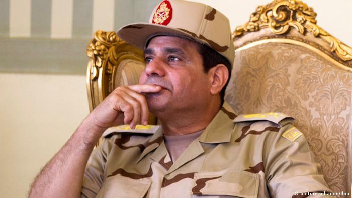Abdel-Fattah el-Sisi (Photo: epa)