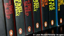 Penguin Buchhandlung in London