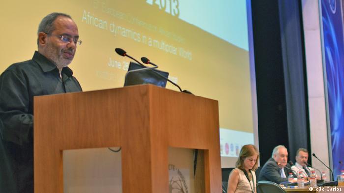 Carlos Lopes, secretário executivo da Comissão Económica das Nações Unidas para África (UNECA)