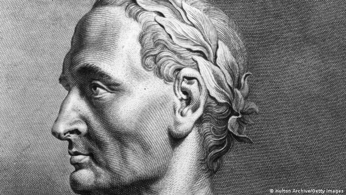 Gaius Julius Caesar (102 - 44 v.Chr.)