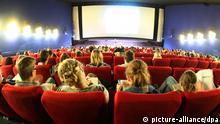 Publikum im Kinosaal