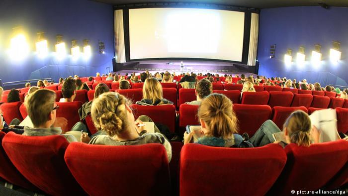 Publikum im Kinosaal (Foto: DPA)