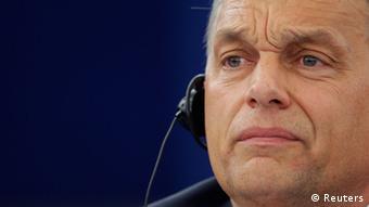 Viktor Orban REUTERS/Vincent Kessler