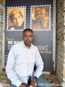 A black South African who has been empowered economicallysince 1994 Photo: DW/Ludger Schadomsky