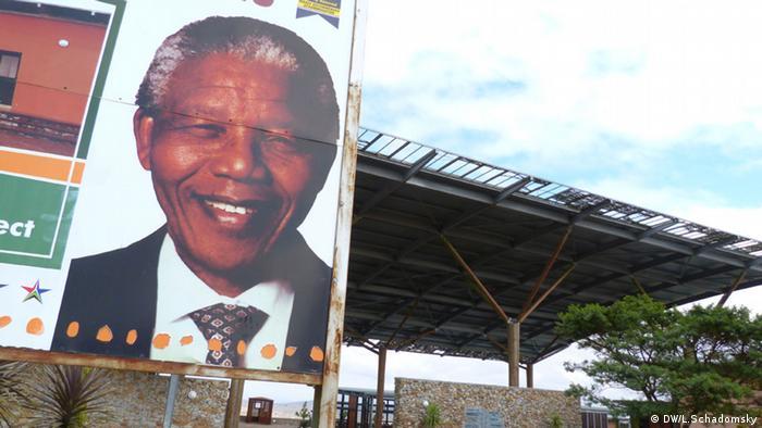 Nelson Mandelas Heimatregion Qunu