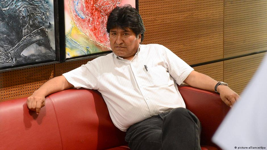 Snowden Flucht - Boliviens Präsident muss Flug abbrechen