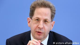 Hans-Georg Maassen, head of Germany's federal domestic intelligence agency