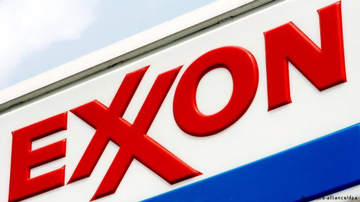 Логотип Exxon Mobil