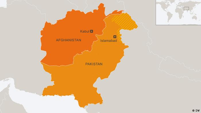 taliban in afghanistan und pakistan