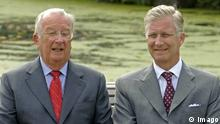 Bildergalerie Belgien Abdankung König Albert II Thronbesteigung Prinz Philippe