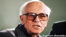 Sowjetunion Physiker und Regimekritiker Andrej Sacharow