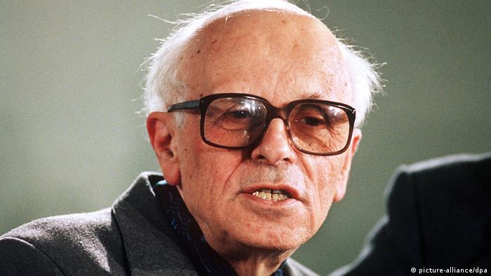 Андрей Дмитриевич Сахаров. 1989 г.