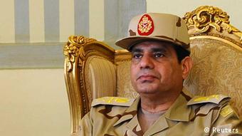 Ägyptens Militärchef Abdel Fattah al-Sisi (Foto: REUTERS)