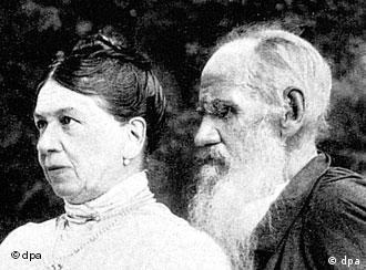 Tolstoy beserta istrinya sophia andreyevna bers