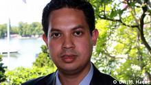 Abu Imran Wissenschaftler aus Bangladesch Lindau Nobel Laureate