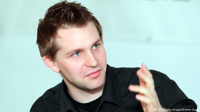 Max Schrems, Gründer der Initiative Europa versus Facebook (Foto: DIETER NAGL/AFP/Getty Images)