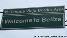 Galerie Grenzkonflikte - Belize Guatemala