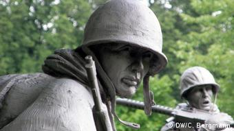 USA Korean War Veterans Memorial aus Washington DC