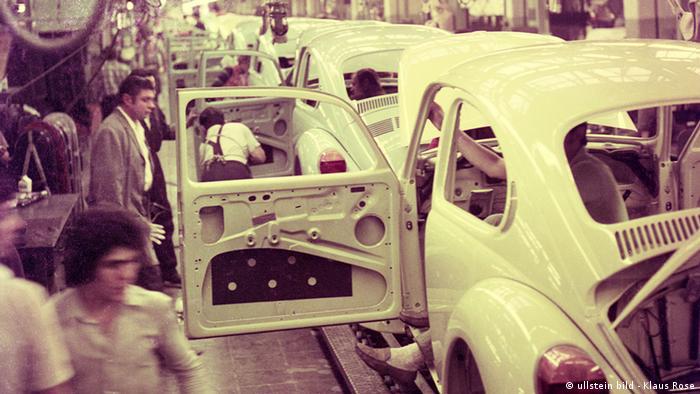 Deutschland Auto VW Käfer