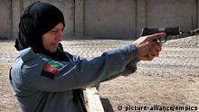 Afghanistan Polizistin Islam Bibi erschossen