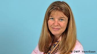 Deutsche Welle Astrid Prange De Oliveira