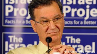 Israel Botschafter ehemals Eli Shaked in Kairo
