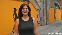 Mexiko Renatta Pruneda Designerin bei Fashion Week Berlin 2013