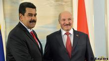 Maduro und Lukaschenko in Minsk 03.07.2013