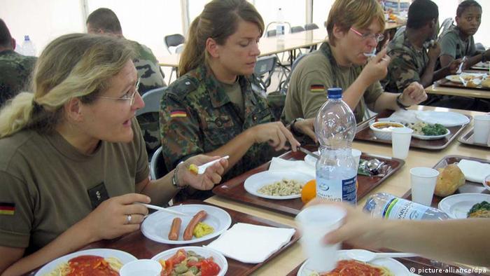 Bundeswehr Kantine Kinshasa