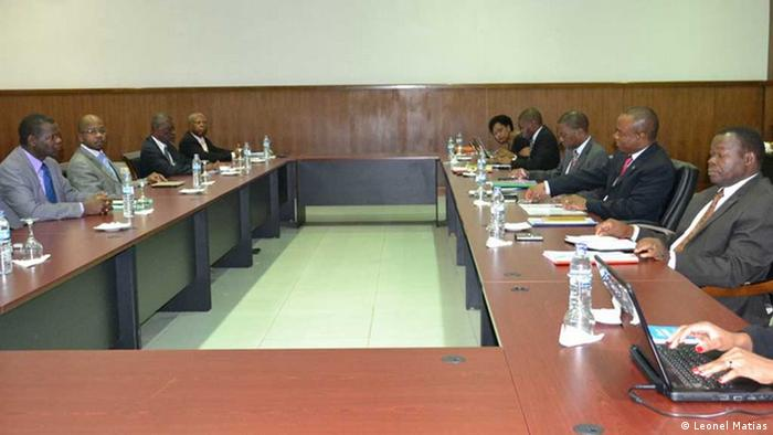 Dialog zwischen RENAMO und Regierung in Mosambik (Leonel Matias)