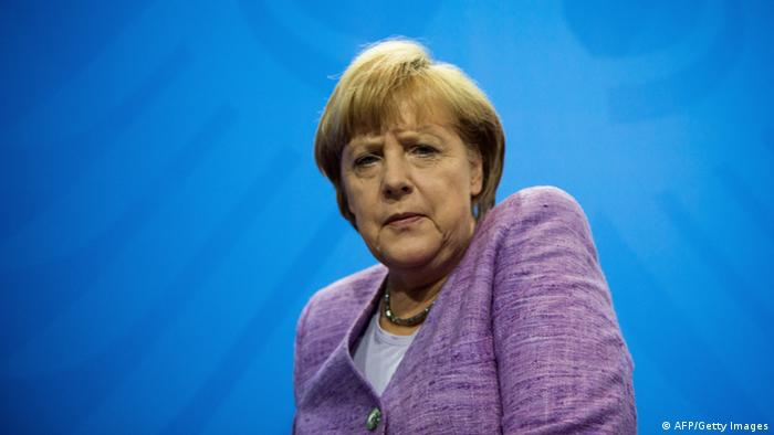 Kanzlerin Angela Merkel (Foto: AFP/Getty Images)