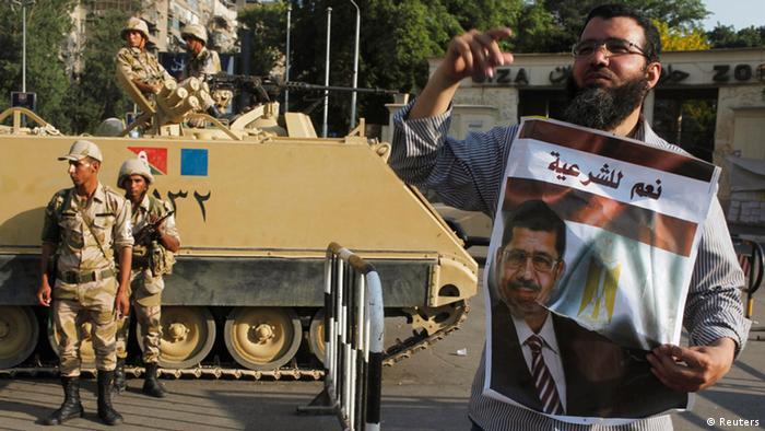Ägypten nach Mursi-Sturz (Reuters)