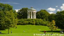 Ротонда в Англійському саду, Мюнхен