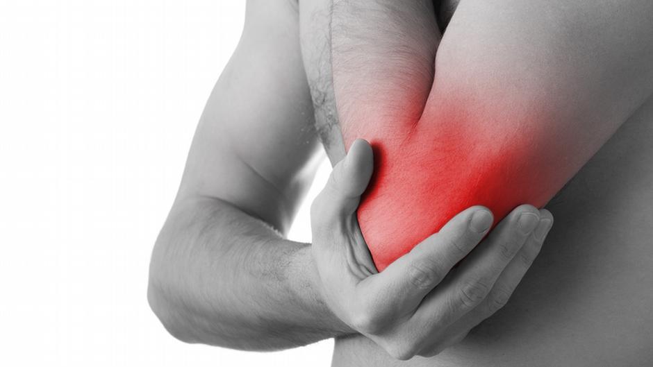 El codo de tenista: una inflamación de los tendones   En forma - El ...
