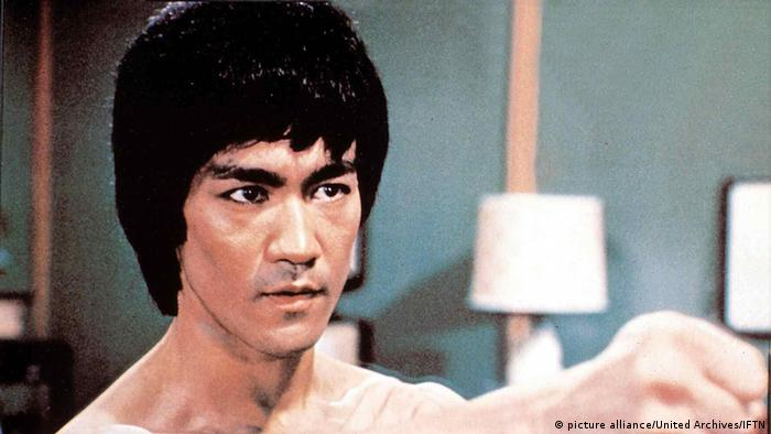 Bruce Lee in Game Of Death Ii, The (1979). (photo: picture alliance/United Archives/IFTN)