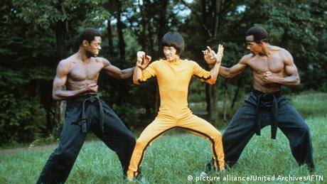 Bruce Lee in The Game Of Death (Photo: picture alliance/United Archives/IFTN)