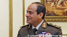Ägypten Abdel Fattah al-Sisi USA John Kerry