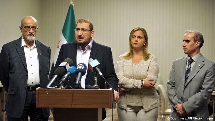 ائتلاف ملی سوریه روز شنبه رئیس جدید خود را انتخاب کرد